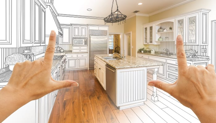 virtual kitchen designer - Kitchen Visualizer