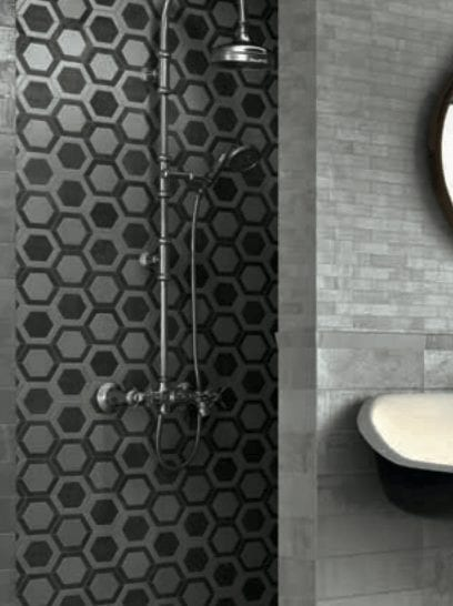 tile trends 2019, lastest bathroom tile trends, bathroom trends to avoid, floor tile trends 2019