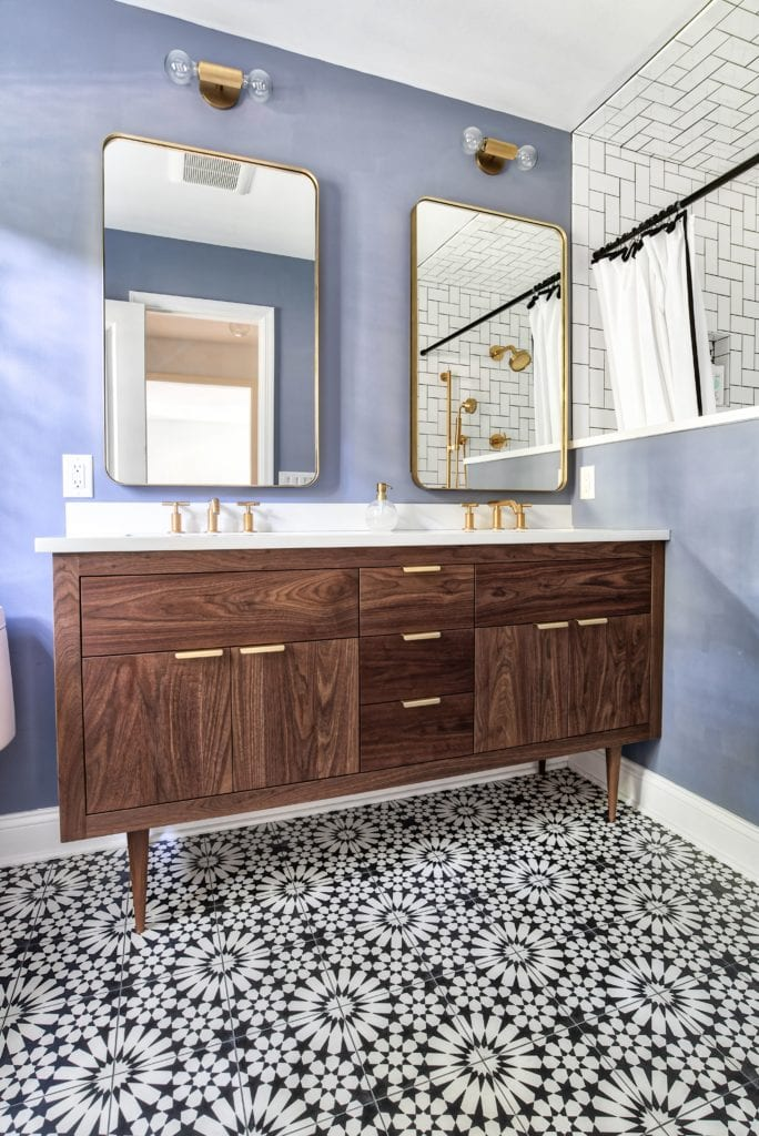 Biophilic Design Grows As A 2020 Tile Trend Standard Tile