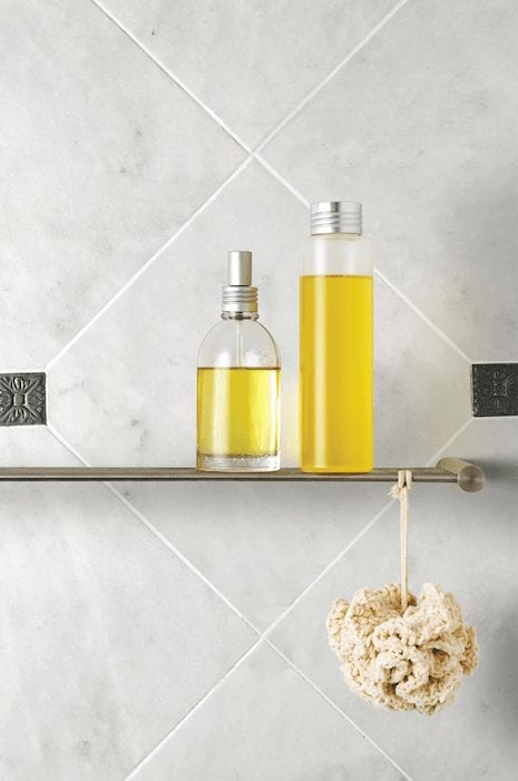 big tile in a small bathroom , how to make a small bathroom look bigger with flooring , what size tiles for small bathroom , how to make a small bathroom look elegant